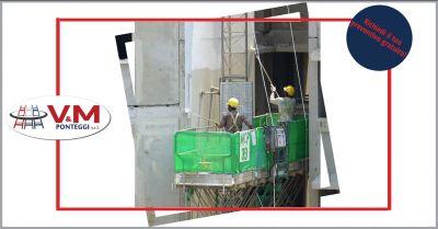 offerta noleggio ascensore da cantiere e bilancia edile occasione noleggio ponte elettrico