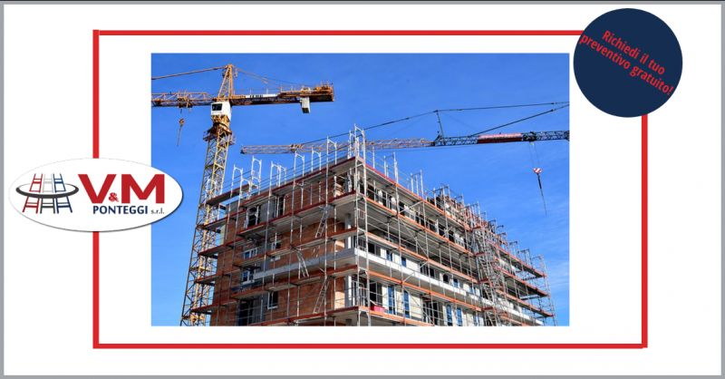 offerta noleggio ponte elettrico e ascensore da cantiere - occasione noleggio bilancia edile