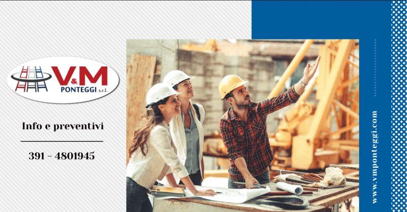 occasione ponteggio condor in vendita - offerta vendita scale da cantiere e puntelli edili