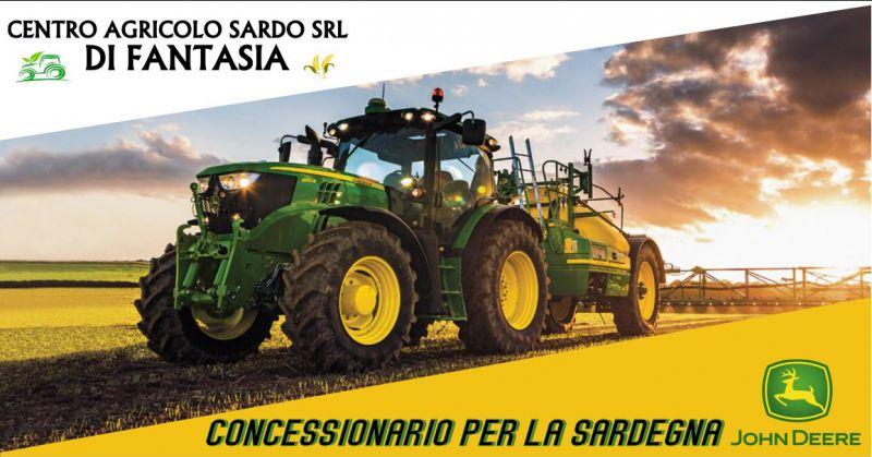 FANTASIA CENTRO AGRICOLO SARDO concessionario Sardegna John Deere - offerta macchine agricole