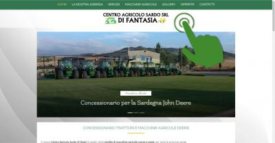 fantasia centro agricolo sardo concessionario sardegna john deere sito web