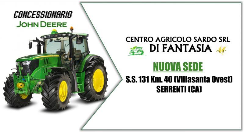 FANTASIA CENTRO AGRICOLO SARDO concessionario Sardegna John Deere - offerta macchine agricole provincia di Cagliari