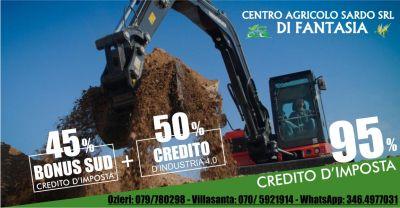fantasia centro agricolo sardo offerta mezzo agricolo credito industria 4 0 bonus sud