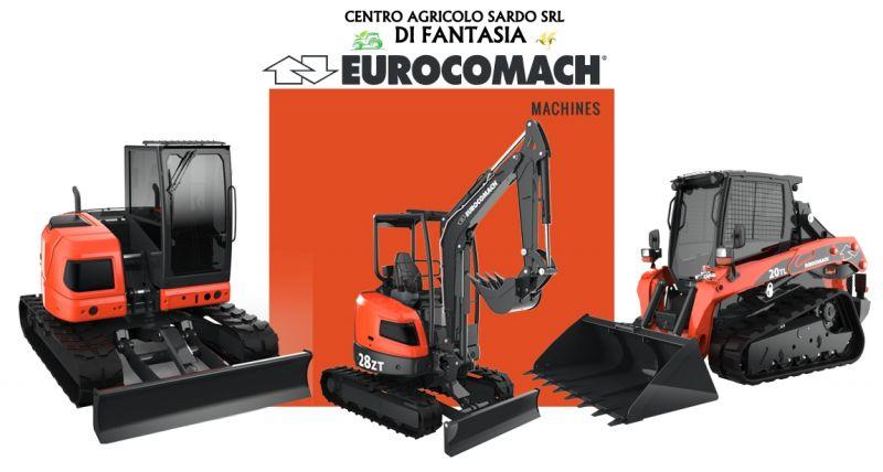 FANTASIA CENTRO AGRICOLO SARDO concessionario Sardegna Eurocomach - offerta escavatori