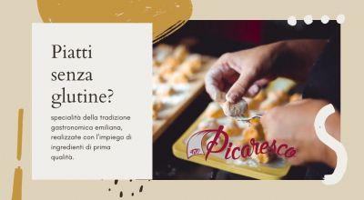 vendita ristorante per celiaci a formigine modena offerta specialita della tradizione gastronomica emiliana gluten free a formigine modena