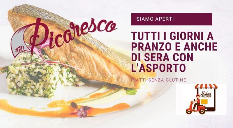 Offerta ristorante a Modena aperto a pranzo e con servizio d'asporto a Modena – Occasione ristorante con piatti senza glutine con servizio d'asporto a Modena