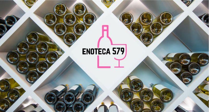 ENOTECA 579 offerta vini e birre artigianali - promozione specialita gastronomiche