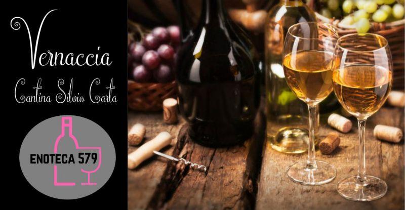ENOTECA 579 - offerta vendita vernaccia cantina Silvio Carta Oristano