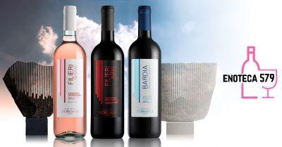 enoteca 579 offerta vino cantina dorgali senza solfiti aggiunti bardia in bottiglia