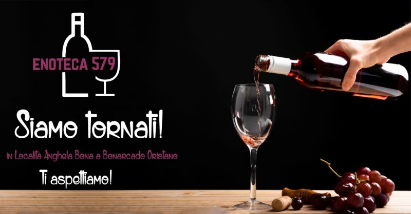 ENOTECA 579 - offerta sconti sui migliori vini cantine sarde