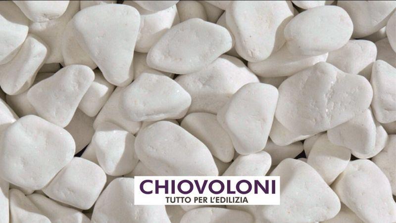 Promozione sassolini ornamentali per ambienti interni ed esterni - FRATELLI CHIOVOLONI