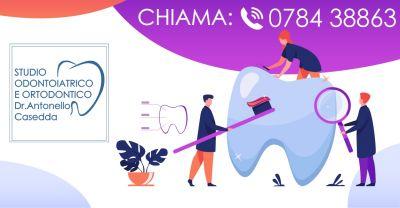 dr antonello casedda offerta igiene orale pulizia dei denti