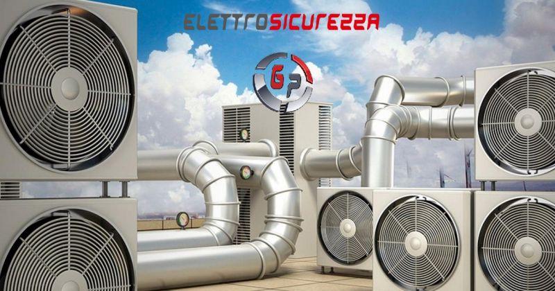 G.P. Elettrosizurezza - Occasione installazione impianti aspirazione civili industriali ANZIO