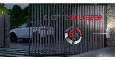 g p elettrosicurezza offerta realizzazione sistemi di automazione civile industriale anzio