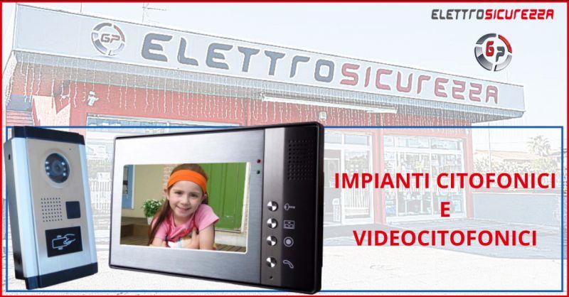 Offerta Installazione videocitofono controllo remoto anzio - occasione impianto citofono anzio