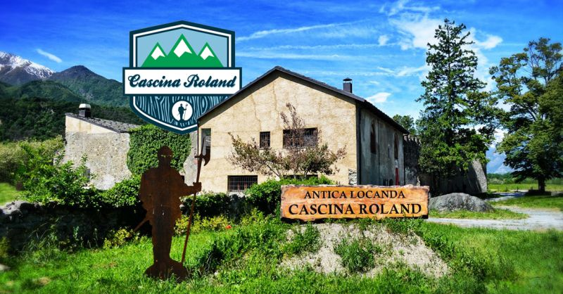 CASCINA ROLAND offerta bed n breakfast via francigena - occasione locanda ristorante val susa