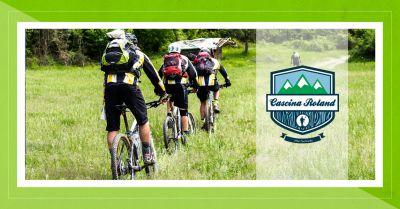 cascina roland offerta struttura ricettiva bike friendly val susa occasione bike hotel torino