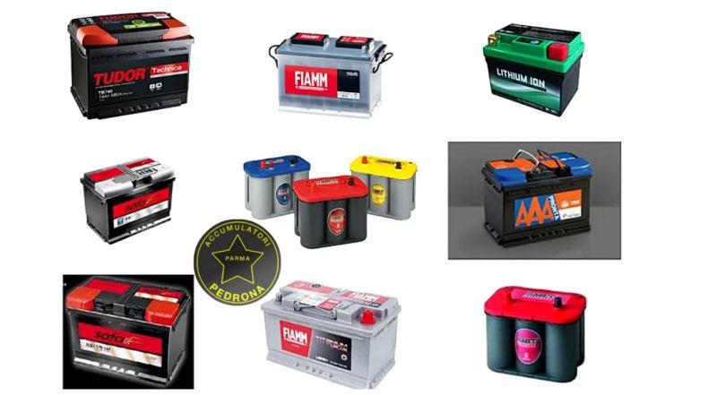 Offerta Batterie  Parma  Vendita Batterie Auto e Moto  Parma