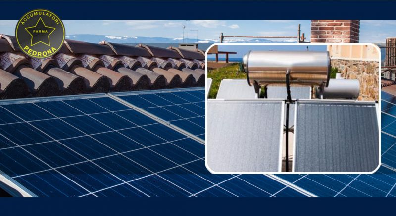pedrona batterie –  offerte batterie impianti fotovoltaici parma – promozione batteria fotovoltaico parma