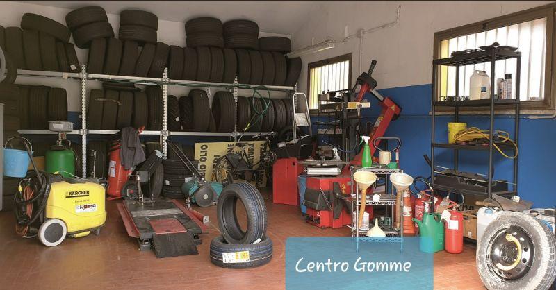 occasione cambio gomme e vendita pneumatici versilia - promozione stazione rifornimento Lucca