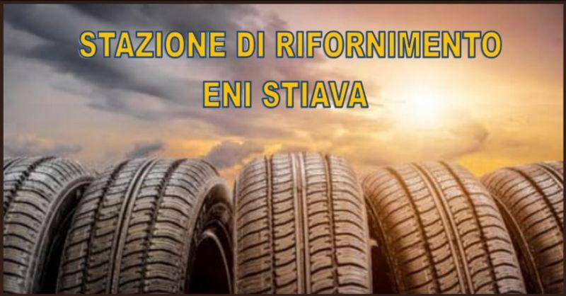 Stazione di Servizi ENI - offerta vendita e installazione pneumatici Lucca
