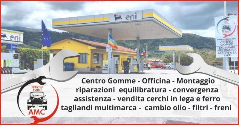 promozione servizio tagliandi multimarca e officina a Lucca - offerta cambio gomme e olio Lucca