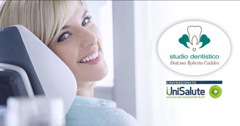 Caddeo Sardara - offerta Studio Dentistico convenzionato Unisalute copertura Sanitaria completa