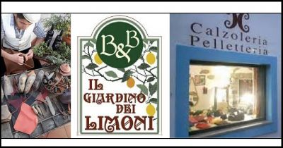 il giardino dei limoni bed and breakfast calzoleria pelletteria artigianale made in italy