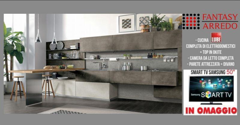 offerta cucina completa di elettrodomestici napoli - occasione complementi cucina napoli