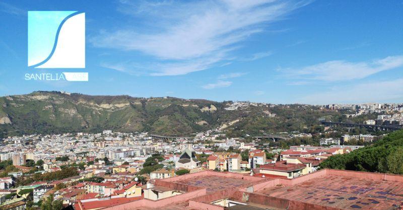Santelia case offerta vendita appartamento luminoso - occasione casa esposta al sole Napoli