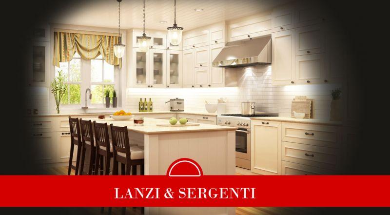 Falegnameria Lanzi e Sergenti - offerta progettazione cucina in legno parma