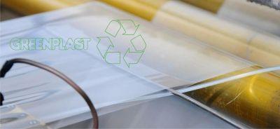 green plast offerta vendita buste riciclate in polipropilene buste imballaggio certificate