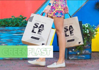 green plast offerta buste su misura promozione buste personalizzate imballaggi