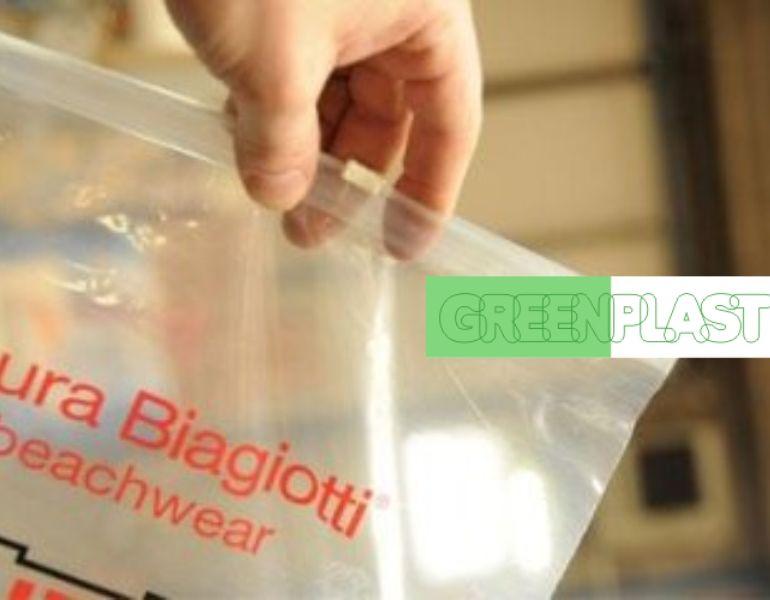 GREEN PLAST offerta vendita buste plastica eco sostenibili - buste imballaggio riciclabili