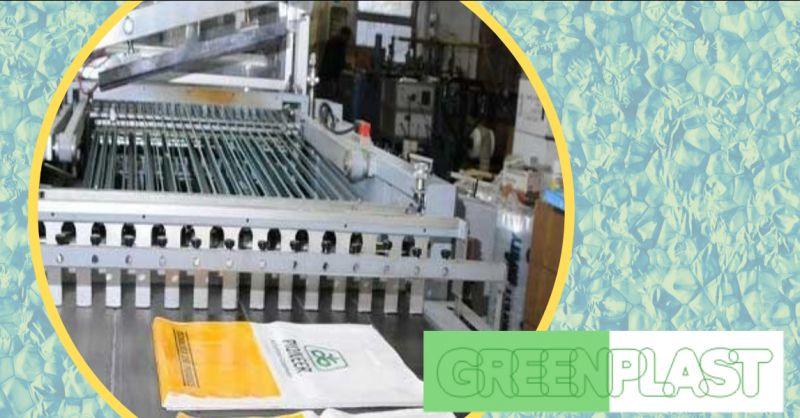 GREEN PLAST Offerta materiali per confezionamento Milano - occasione buste in plastica Milano
