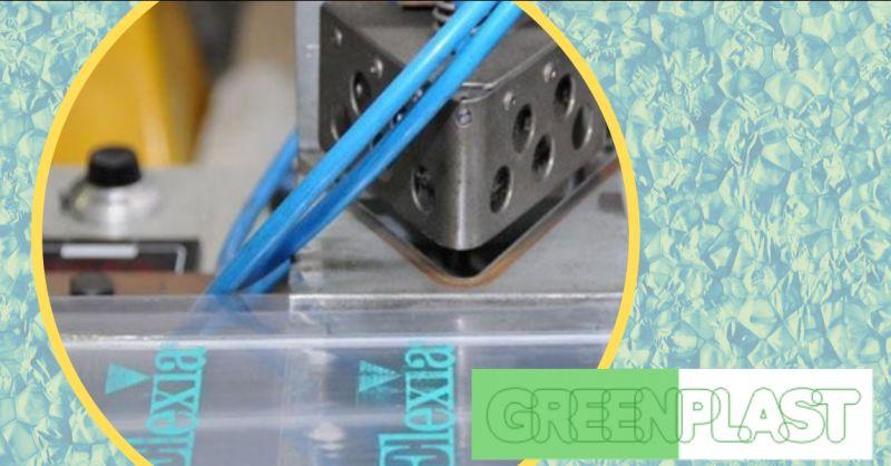 GREEN PLAST - Offerta buste e imballaggi in polietilene personalizzabili Milano