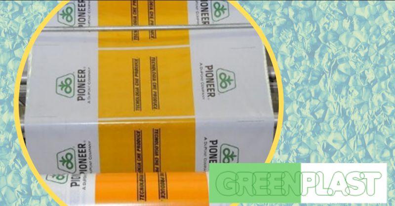 GREEN PLAST - Offerta produzione buste e sacchetti resistenti in plastica Milano