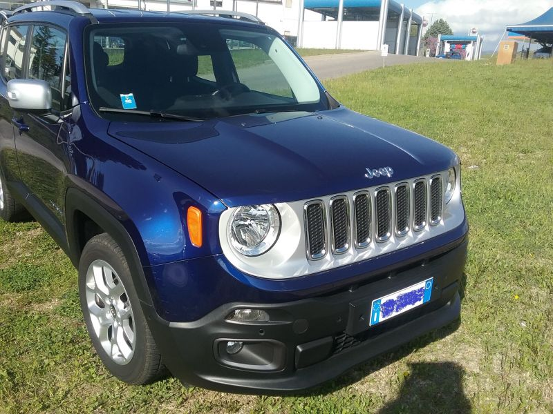 PETRETTO - OFFERTA JEEP RENEGADE - LIMITED 1.6, 120 CV