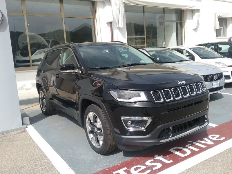 PETRETTO - JEEP COMPASS 1.6 MJET LIMITED NERO METALLIZZATO