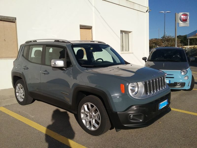 PETRETTO - OFFERTA JEEP RENEGADE 1.6 MJET LIMITED