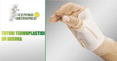 centro orthomed convenzionato asl offerta tutori termoplastici su misura
