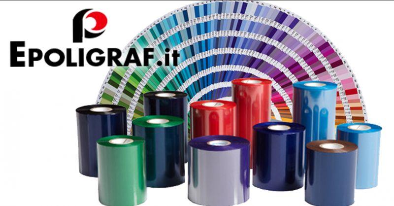 Offerta Nastri a trasferimento termico Ribbon - Occasione Ribbon Nastro termico in cera