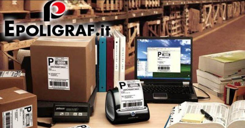 Offerta stampanti di codici a barre - Occasione stampanti etichette adesive e ribbon