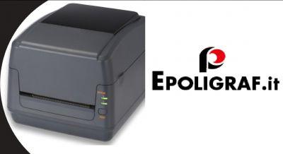 epoligraf it occasione vendita online stampante meteor barcode smart e 4