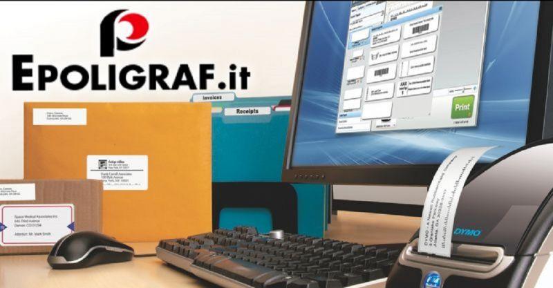 Poligraf - Angebot Online-Verkauf von lieferbereiten Thermopapieretiketten