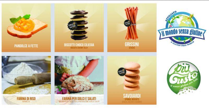 offerta nuovi prodotti piu gusto senza glutine erogabili buono ASSL