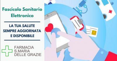 farmacia s maria delle grazie offerta registrazione online fascicolo sanitario elettronico bologna
