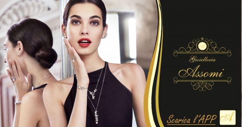 Gioielleria Assomi Sardara App - offerta bijoux ultime tendenze moda - promozione orologi