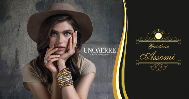 Assomi Sardara - offerta gioielli Unoaerre fedi nuziali oro argento bronzo
