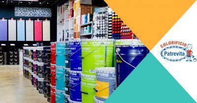 colorificio patrevita offerta negozio di vernici torino occasione vernici professionali